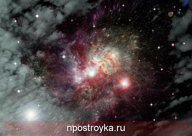 Каталог фотопечать звездное небо на