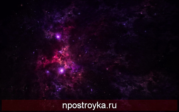 3d карта звездное небо: